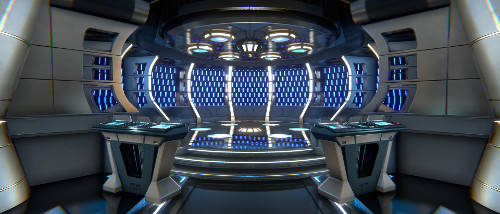 Transporter Rooms 1 & 2